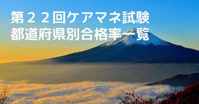 ケアマネ 試験 台風 東京